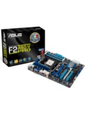 ASUS Introduces New F2A85 Series Motherboards for Trinity APU