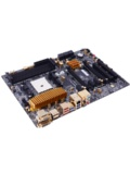 ECS Announces A85F2-A Golden Motherboard with FM2 Socket