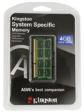 Kingston Releases its New Packaging for ASUS and Acer Memory
