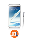 Register Your Interest for the Samsung Galaxy Note II at M1