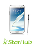 StarHub Announces Price Plans for Samsung Galaxy Note II