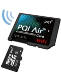 PQI Air Card Enables Instant Sharing of Photos Wirelessly
