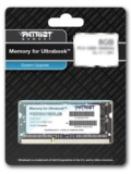 Patriot Memory Introduces ULP Memory for Ultrabook SODIMM Modules