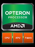 AMD to Debut 64-bit ARM-based Opteron Server Processors by 2014