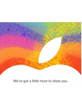 Apple Sends Out Invites for 23 October Event