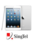 SingTel Releases Price Plans for Apple iPad Mini and Fourth-Gen iPad