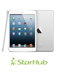 StarHub Unveils Price Plans for Apple iPad Mini and Fourth-Gen iPad