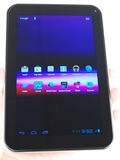 Toshiba Regza Tablet AT270 - 7.7-inch of AMOLED Goodness