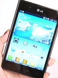 LG Optimus Vu - Larger Than Life