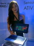 Joining The Windows 8 Bandwagon - Samsung All-in-One PC Series 7, ATIV smart PCs, and ATIV S Revealed