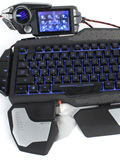 Mad Catz S.T.R.I.K.E. 7 Keyboard - Modular Gaming Keyboard
