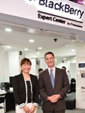 First Dedicated BlackBerry Expert Center Opens in Singapore