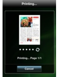 Canon Mobile Printing App for iOS Launched