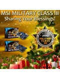 MSI Spreads the Joy of Sharing