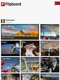 Flipboard Optimized for Android Tablets