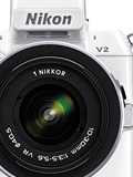 Nikon 1 V2 - Still Speedy, Better Handling