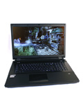 Aftershock Titan - Dual-GPU Desktop Quality Notebook Gaming