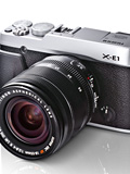FUJIFILM X-E1 - A Retrofied Mirrorless Camera