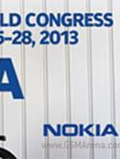 Nokia Holding a Press Event on First Day of MWC 2013