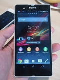 Hands-on: Sony Xperia Z