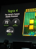 NVIDIA Unveils Tegra 4 Processor with 4G LTE Support (Updated!)
