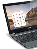 Acer Sees Little Success in Windows 8, Optimistic About Google Chrome