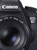 Canon EOS 6D - Full-frame DSLR for Beginners