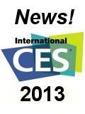 Pre-CES 2013 News Roundup