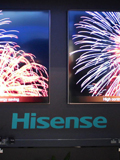 Hisense U-LED Displays Showcased at CES 2013
