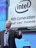 Intel Outlines its Plans for the Year at CES 2013