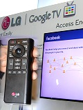 LG Shows Off Updated Google TV Sets