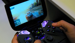 NVIDIA Project Shield Hands-on and Under the Hood Demo