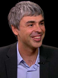 Google's Larry Page on