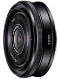 Sony's New 20mm f/2.8 Pancake Lens for NEX Announced