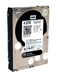 Western Digital Black (4TB) - High x (Capacity + Performance)