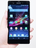 Sony Xperia Z - The 5-inch Contender