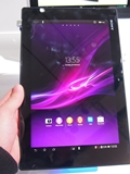 Hands-on: Sony Xperia Tablet Z