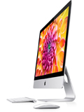 Apple iMac 21.5-inch (2012) - Slimmer, Faster, Better