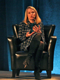 Marissa Mayer Talks about Yahoo's Apps and Search Deal with Microsoft