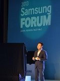 Samsung Makes Waves at the Samsung SEA Forum 2013