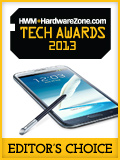 HWM+HardwareZone.com Tech Awards 2013: Editor's Choice - Part 1