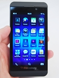 BlackBerry Z10 - Playing Catch-up