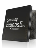 Samsung Announces Availability of New Quad-Core Exynos 5 Octa Processor