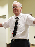 """Dr. Geoff Nicholson, the """"Father of Post-it Notes"""", on 3M & Innovation"""