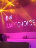LG Smart Choice Showcases Lineup of New Home Entertainment and Appliances