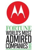 Motorola Solutions is One of the World's Most Admired Companies