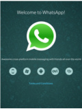 WhatsApp Arrives on BlackBerry 10