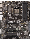 ASRock Shows Off Z87 Extreme6 Motherboard for Intel Haswell CPUs