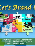 "Ubertech's ""Let's Brand In..."" Event Showcases Brands Under Its Belt"