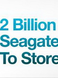 Seagate Marks Two Billionth Hard Drive Shipment